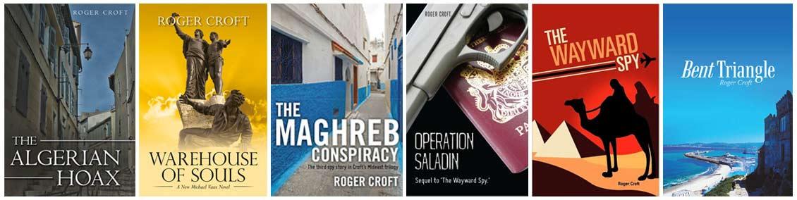 Spy Novels, Spy Books
